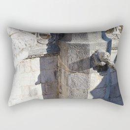 Gargoyle tower of Belem Rectangular Pillow