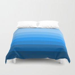 Blue Ocean Duvet Cover
