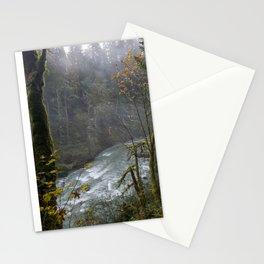 Mount Baker Nooksack River Stationery Cards