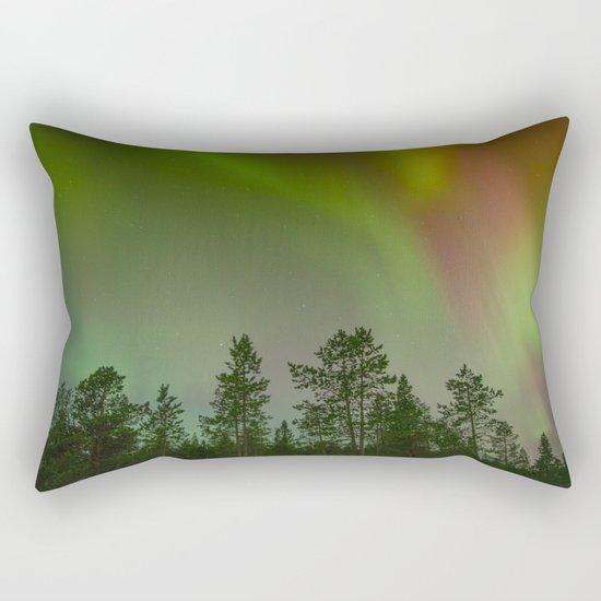 Aurora VI Rectangular Pillow