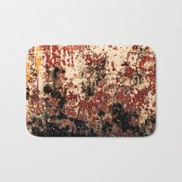 Old wall Bath Mat