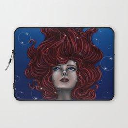 Tears of a Mermaid Laptop Sleeve