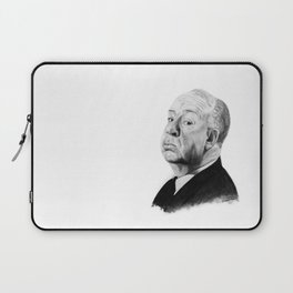 Alfred Hitchcock Laptop Sleeve