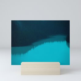 Peyto Lake Mini Art Print