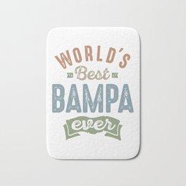 World's Best Bampa Bath Mat