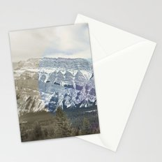 Tunnel Mountain Stationery Cards