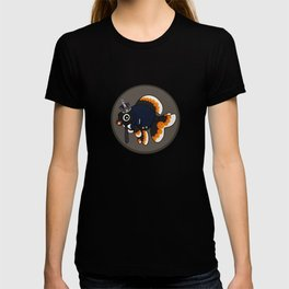 Goldfish Jim Moriarty T-shirt