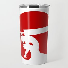 Berserk red moon armor Travel Mug