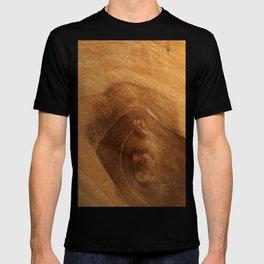 Wood Grain Wood Texture T-shirt