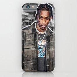modern rapper dope iPhone Case