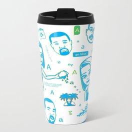 gurlfriend Metal Travel Mug