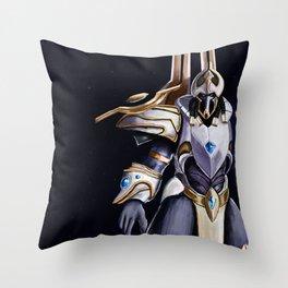 Artanis Throw Pillow