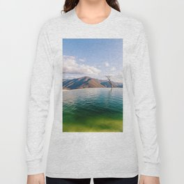 Lake in the Sky Long Sleeve T-shirt