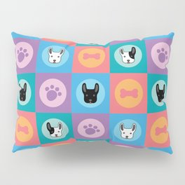 Frenchies Pillow Sham