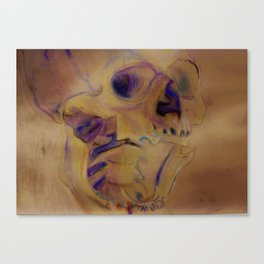 The Laughing Dead Canvas Print
