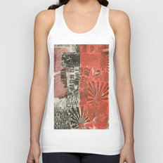 COLLAGE 2 Unisex Tank Top