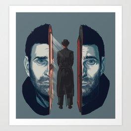 Luke Crain Art Print