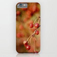 Cranberries Slim Case iPhone 6s