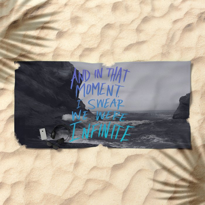 Infinite Beach Towel