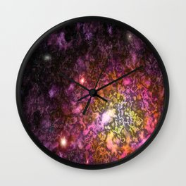 Nebula IV Wall Clock