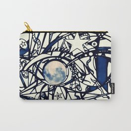 Moon Scaffolding Carry-All Pouch
