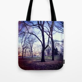 Wake Up In Your Dream World Tote Bag