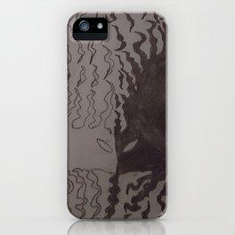 Sentient Flame iPhone Case