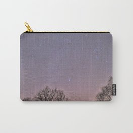 Nights under the stars Carry-All Pouch