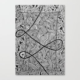 Verve Canvas Print
