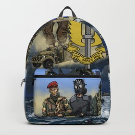 He Who Dares Backpack