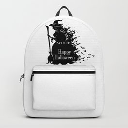 Happy Halloween Party - Get Back, Witch - Perfect Gift Idea. Backpack