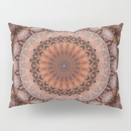 Mandala homely atmosphere Pillow Sham