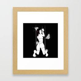 Rikku - Dominant Ruler Framed Art Print