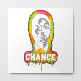 Chance The Rapper Acid Rap Metal Print