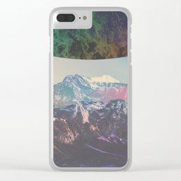 CROWN Clear iPhone Case