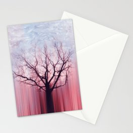 AUTUMN LIGHTS Stationery Cards