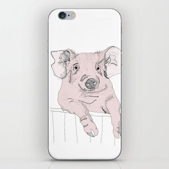 Piggywig iPhone & iPod Skin