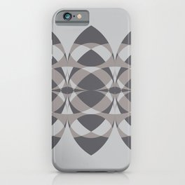 Surfboards in Gray iPhone Case