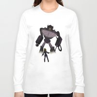 science Long Sleeve T-shirts featuring Science! by Laknea