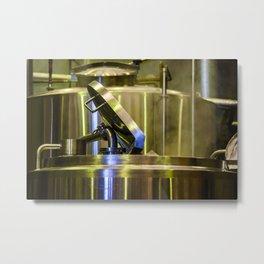 Little Brewery. Five Dock. Sydney. Australia. Metal Print