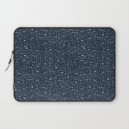 Every Which Way - Navy Laptop Sleeve