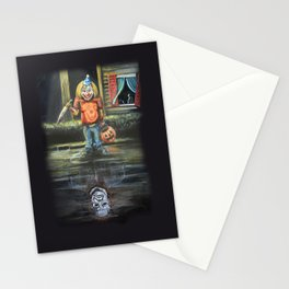 Michael Myers, things to come Stationery Cards