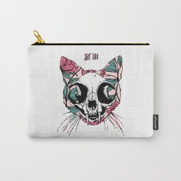 Nine Lives Carry-All Pouch