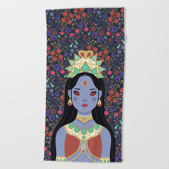Devi Beach Towel