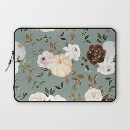 Autumn is calling - pumpkins are falling Laptop Sleeve