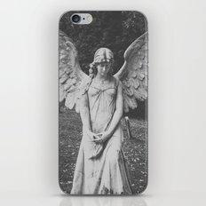 Angel no. 2 iPhone & iPod Skin