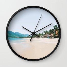 Rio de Janeiro, Brazil Travel Artwork Wall Clock