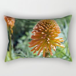 Torch Lily Rectangular Pillow