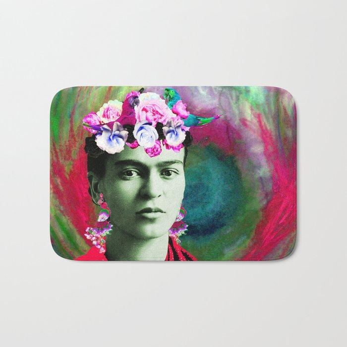 Frida Love's Freeda Bath Mat