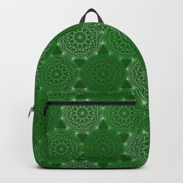 Op Art 45 Backpack